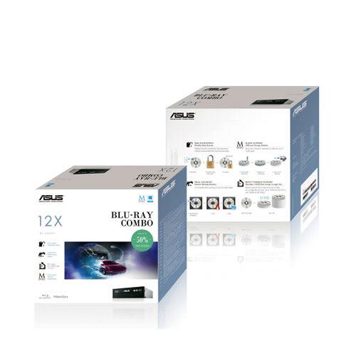 ASUS 華碩 BC-12D2HT 藍光 Combo 燒錄器