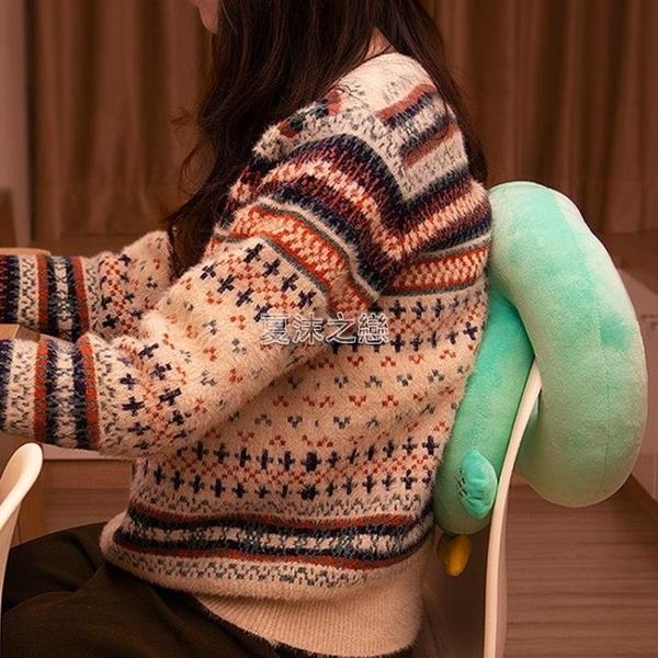 午睡枕辦公室趴睡枕趴趴枕小學生教室午休枕抱枕枕頭趴著睡覺神器