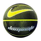 NIKE DOMINATE 7號籃球-綠色【愛買】