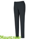 【Mountneer 山林 女款 SOFTSHELL保暖極窄管褲《深灰藍》】22S16/耐磨透氣/保暖抗風/休閒長褲