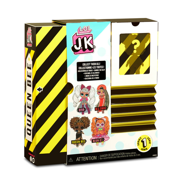 《 LOL Surprise 》LOL驚喜JK女孩 - Queen Bee / JOYBUS玩具百貨