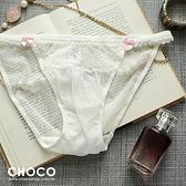 少女盛典‧細帶蕾絲內褲(白色) S~L Choco Shop