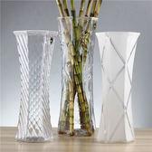花瓶富貴竹中大號玻璃透明百合水培插花花瓶