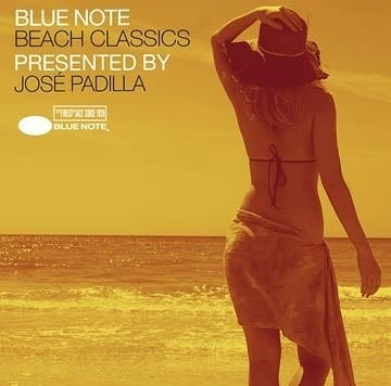 馳放教父 DJ Jose Padilla之海灘趴經典 雙CD Blue Note Beach Classics Pres