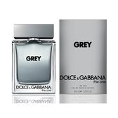 DOLCE & GABBANA D&G The One GREY 唯我銀河男性淡香水 100ml【UR8D】