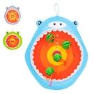 益智玩具 投球飛鏢盤 兒童投球靶 沾黏投球靶 -JoyBaby