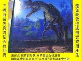 二手書博民逛書店Mesozoic罕見Vertebrate Life 中生代脊椎動