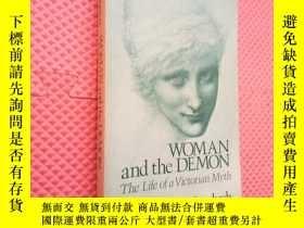 二手書博民逛書店Woman罕見and the Demon: The Life o