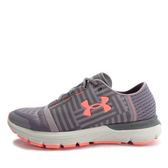 Under Armour UA Speedform Gemini 3 [1285481-033] 女 慢跑鞋 灰 橘