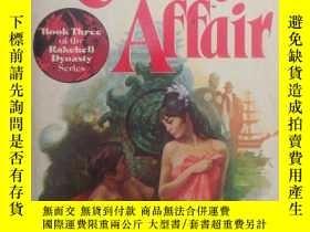 二手書博民逛書店東方事務罕見orient affair(英文原版言情小說) BT