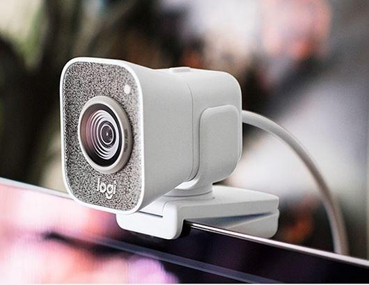 全新 Logitech 羅技 StreamCam直播攝影機-白