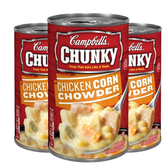 【 現貨 】Campbell's 金寶 雞肉玉米濃湯 533公克 X 3入組
