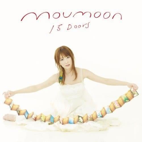 沐月 15扇門 專輯CD附DVD 十五扇門 moumoon 15 Doors (購潮8)