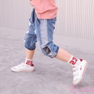 男童夏裝新款2020夏季潮童七分褲中小童寶寶韓版褲子帥寶寶夏裝褲