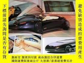 二手書博民逛書店Japanese罕見Showcars Vol.4 Tokyo Motor Show 1991-1999 book