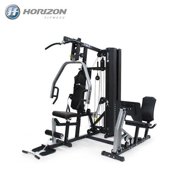 喬山JOHNSON  HORIZON Torus 5 多功能重量訓練機 健身器材