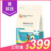 台灣茶人 切油斬臭輕纖刀豆茶3角茶包(18包入)【小三美日】