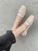單鞋女女鞋樂福鞋