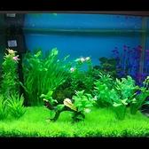 一佳寵物館 魚缸裝飾仿真水草水族箱造景布景后景柔軟漂浮塑料假水草不傷魚