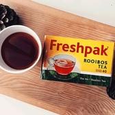 [即期品]Freshpak 南非國寶茶(博士茶)RooibosTea 茶包 40入*4盒/組