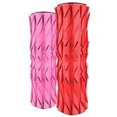 POLARSTAR 震動瑜珈柱 1900024 健身 瑜珈 復健 鍛鍊 有氧瑜珈 肌肉放鬆滾筒 (顏色隨機出貨)