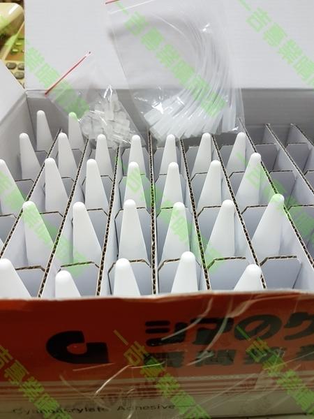 【一吉】 高黏度 超好用 快乾 20g (含針頭、滴管套件) / 三秒膠 快乾膠 接著劑 黏著劑