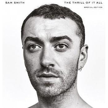 山姆史密斯 痛快感受 特別加值版 CD Sam Smith The Thrill of It All 免運 (購潮8)