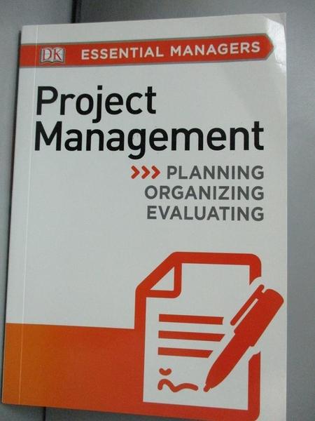 【書寶二手書T3/財經企管_JQN】Project Management_Hobbs, Peter/ Tucker, L