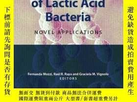 二手書博民逛書店Biotechnology罕見of Lactic Acid Bacteria: Novel Application