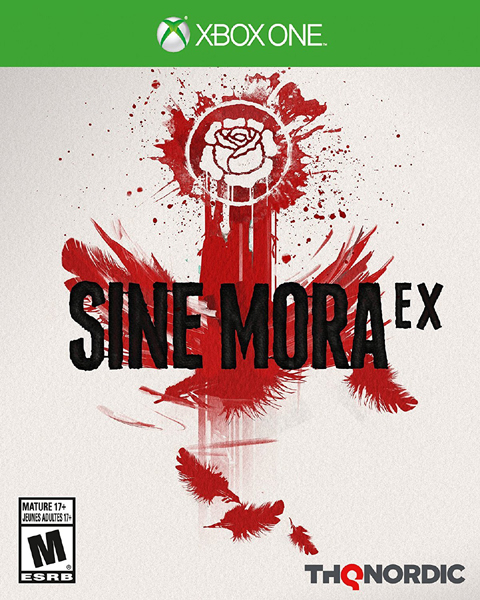 X1 Sine Mora EX 不再猶豫(美版代購)
