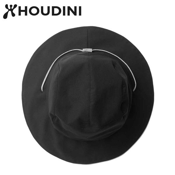 瑞典 [ HOUDINI ] Gone Fishing Hat 純黑