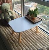 簡約現代飄窗桌 榻榻米小方桌 日式小茶几 小戶型飄窗小桌子 矮桌【新店開張8折促銷】