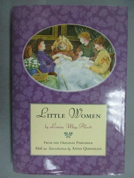 【書寶二手書T8/原文小說_GMQ】Little Women_ Louisa May Alcott