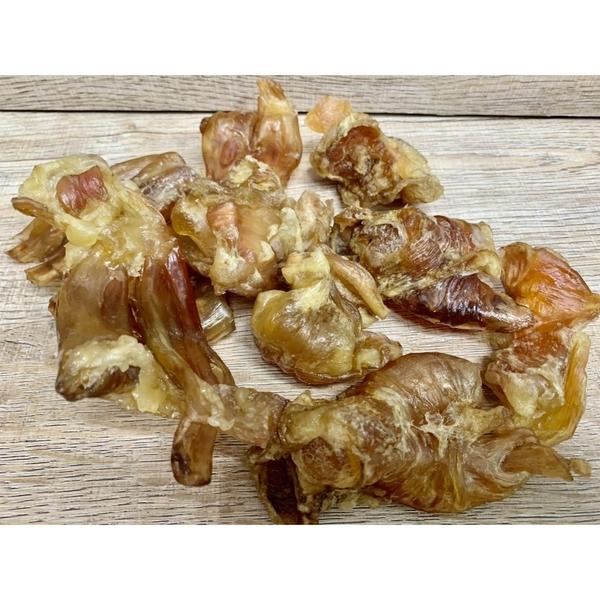 【培菓寵物48H出貨】台灣手工牛筋棒寵物零食 純肉 低溫烘培 吃得放心 無香料 潔牙骨500g
