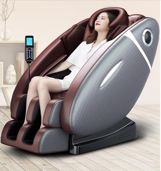 按摩椅電動按摩椅全自動家用小型太空豪華艙全身多功能老人器LX 新年禮物