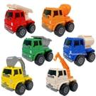 慣性工程車 HD375 城市工程車(有6款)/一款入(促30) 工程車 怪手 雲梯車 砂石車 兒童玩具-CF150231