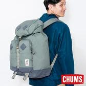 CHUMS 日本 Bozeman 口袋後背包 炭黑 CH602395G004
