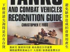 二手書博民逛書店Janes罕見Tanks and Combat Vehicles Recognition Guide, 3e (J