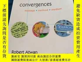 二手書博民逛書店罕見Convergences message.method.mediumY223356 RobertAtwan