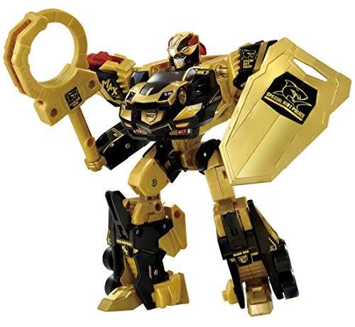【黑色機器人 第三代】日版 TOMICA多美卡 變形機動救急警察 緊急救援隊 守護者【小福部屋】