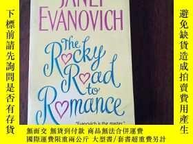 二手書博民逛書店The罕見Rocky Road to Romance(英文原版)