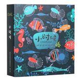 寶寶成長紀念冊嬰兒相冊寶貝日記本成長冊