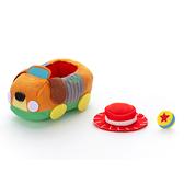 T-ARTS minimaginationTOWN 迷你好朋友 玩具總動員 彈簧狗車子組_ TA24982
