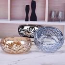 玻璃水晶煙缸 創意個性 潮流 姻灰缸臥室客廳 家用煙灰缸優品匯