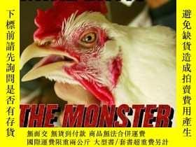 二手書博民逛書店The罕見monster at our door: the global threat of avian flu