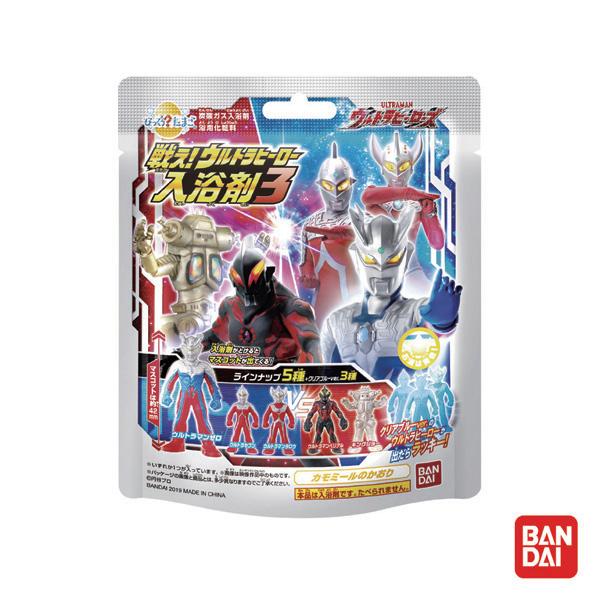 日本 Bandai 鹹蛋超人入浴球/沐浴球(泡澡用品 入浴劑 兒童玩具 沐浴精)