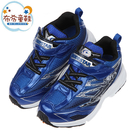 《布布童鞋》Moonstar日本3E雷霆海藍競速兒童機能運動鞋(16~24公分) [ I1X179B ]