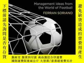 二手書博民逛書店Goal:罕見The Ball Doesn t Go In By Chance: Management Ideas