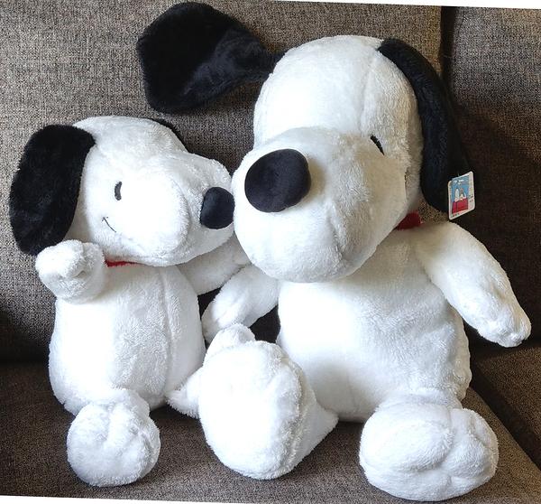 【卡漫城】 Snoopy 絨毛 玩偶 42cm 台版 站立㊣版 史奴比 史努比 絨毛 娃娃 擺飾 佈置 布偶 收藏