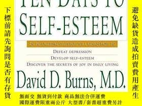 二手書博民逛書店Ten罕見Days To Self-esteemY256260 David D. Burns William